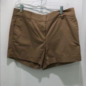 "Pair of 4"" J.Crew shorts"